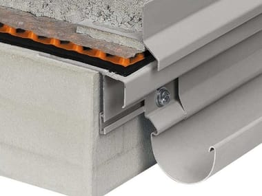 Gutter and downpipe Schlüter®-BARIN