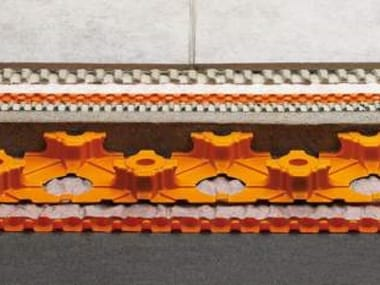 Massetto e sottofondo di pavimentazione Schlüter®-BEKOTEC-DRAIN