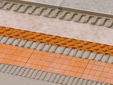 Sistema di drenaggio per la posa di ceramica Schlüter®-DITRA-DRAIN