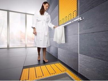 Riscaldamento elettrico a parete e pavimento Schlüter®-DITRA-HEAT