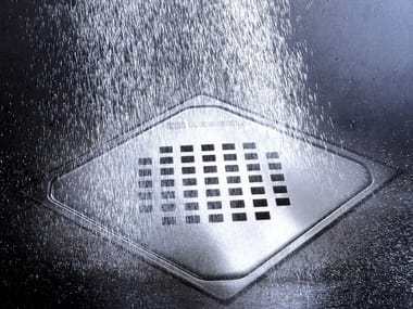 Stainless steel shower channel Bathroom Drain