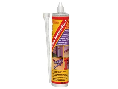 Silicone sealants seals and foams archiproducts - Sika anchorfix 3 ...