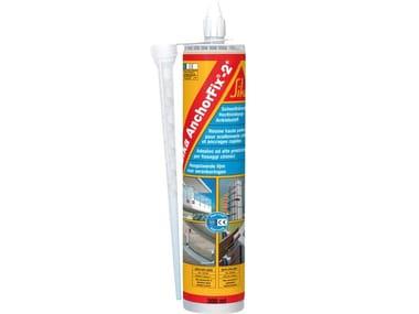 Adesivo per ancoraggi per carichi medio-alti Sika®AnchorFix® -2+