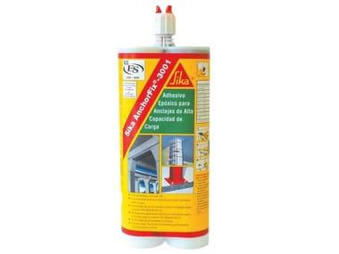 Adesivo epossidico professionale per alte prestazioni Sika AnchorFix® -3001