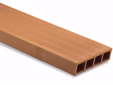 Rasilla y rasillón cerámicos Simply oblique cut euro clay plank