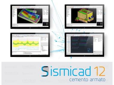 Calculation-CAD Integrated Software Sismicad