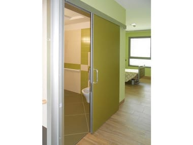 Metal sliding door Sliding door