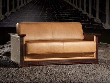 2 seater leather sofa Sofa