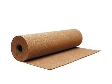 Cork thermal insulation felt SoundCork T61