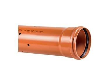 Tubo per drenaggio in PVC StabilDREN SN2