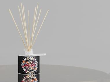 Natural stone Air freshener dispenser STELLA POLARE Prestige - Melograno
