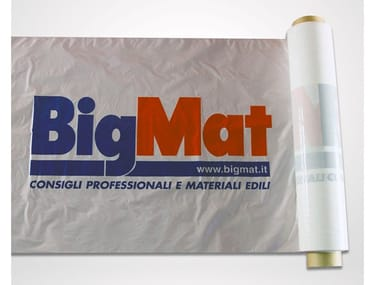 Drop cloth Stretch film
