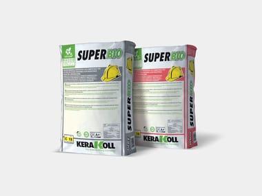 Adesivo minerale Super Bio