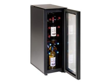 Serving wine cooler with built-in lights TÊTE À TÊTE   Wine cooler