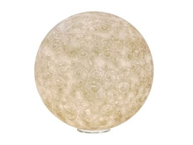 Lampada da terra a LED in Nebulite® T.MOON 2 LIBERTY