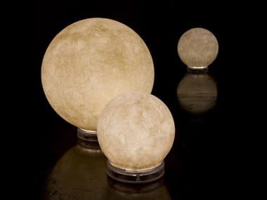 Lampada da tavolo senza fili in Nebulite® T.MOON BATTERY