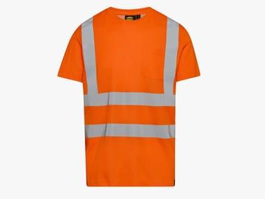 T-shirt da lavoro T-SHIRT HV ISO ARANCIONE FLUO