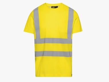 T-shirt da lavoro T-SHIRT HV ISO GIALLO FLUO