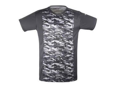 Work clothes T-SHIRT QUICK DRY CAMOUFLAGE