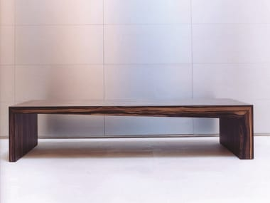 Ebony coffee table T04