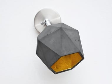 Adjustable cement wall lamp [T2] DARK SPOT