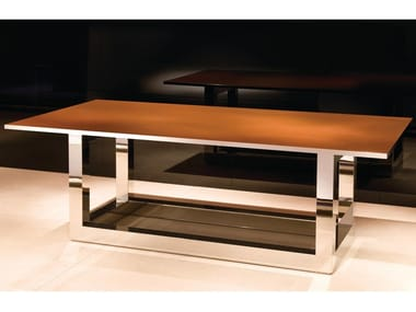 Stainless steel table T36 GINZA 2 SPECIAL