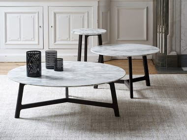 Round coffee table TABLES MARAIS | Round coffee table