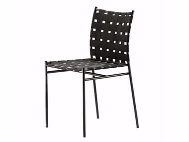 Stackable chair TAGLIATELLE - 715