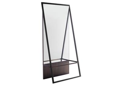 Freestanding rectangular mirror TALE