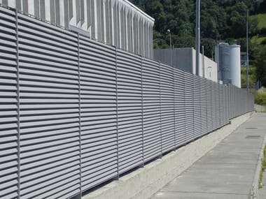 Louver fence TALIA® VENTUS SCREEN