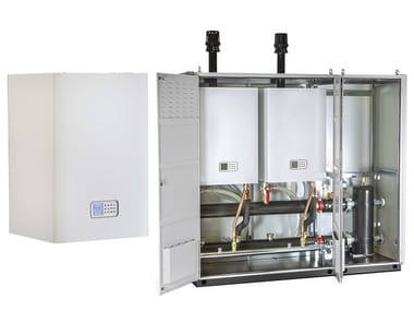Gas wall-mounted condensation boiler TALITA