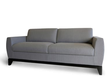 Fabric sofa with removable cover TAO | 2 seater sofa