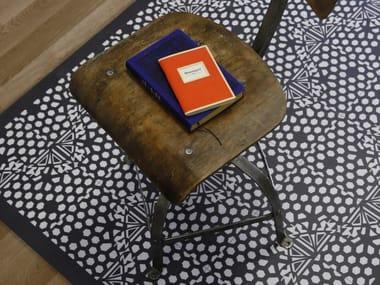 Motif floor wallpaper TAPIS STICK