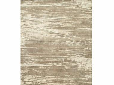 Handmade rug TARANG ESK-432 Dark Taupe/Ivory