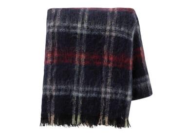 Tartan mohair lap robe TARTAN | Mohair lap robe