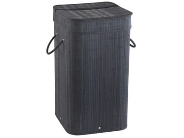Bamboo laundry container TATAMI