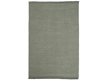 Handmade outdoor rugs TATAMI