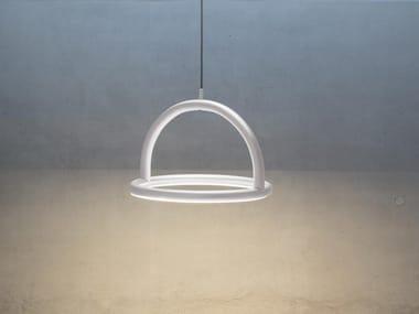 Led aluminium pendant lamp treelight by vertigo bird design bevk aluminium pendant lamp taurus vertigo bird aloadofball Gallery