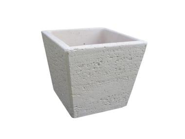 Vaso in pietra ricostruita TAVOLOZZA VASO