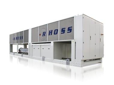 Water refrigeration unit TCAVBZ 2370÷21290 HT / TCAVBZ 2370÷21290