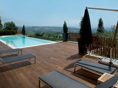 Outdoor floor tiles TEAK DA ESTERNO | Outdoor floor tiles