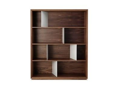 Open bookcase TEATRO | Open bookcase