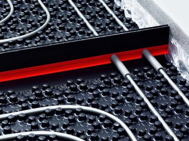 Radiant floor panel TECEfloor