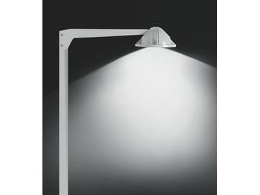 Contemporary style metal street lamp TECH F.8395