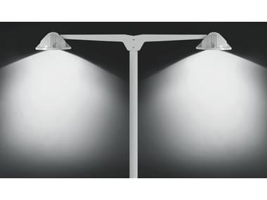 Contemporary style metal street lamp TECH F.8397