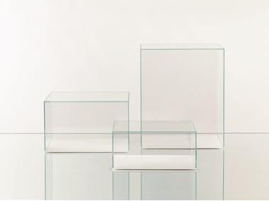 Caixa de armazenamento de cristal TECHE
