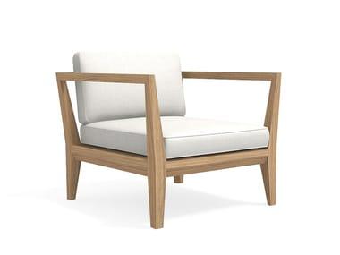 花园扶手椅 TEKA | 花园扶手椅