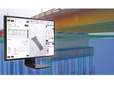 CAD-integrated structural calculation software TEKLA STRUCTURES 2020