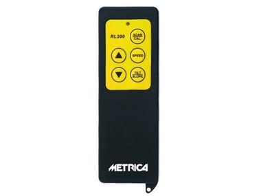 Telecomando per laser TELECOMANDO PER LASER ROTATIVI 60820