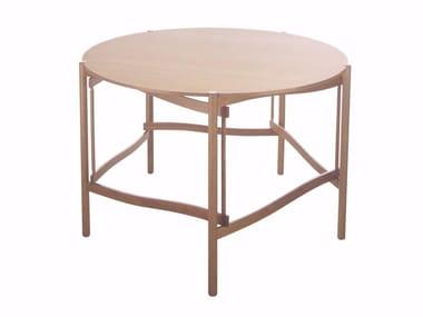 Tavolino rotondo da salotto RYUTARO By Viccarbe design Victor Carrasco